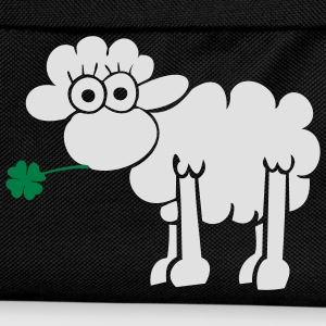 Sheep with clover for dark shirts T-Shirts - Kids' Backpack