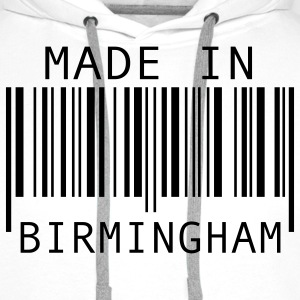 Made in Birmingham Kids' Shirts - Men's Premium Hoodie