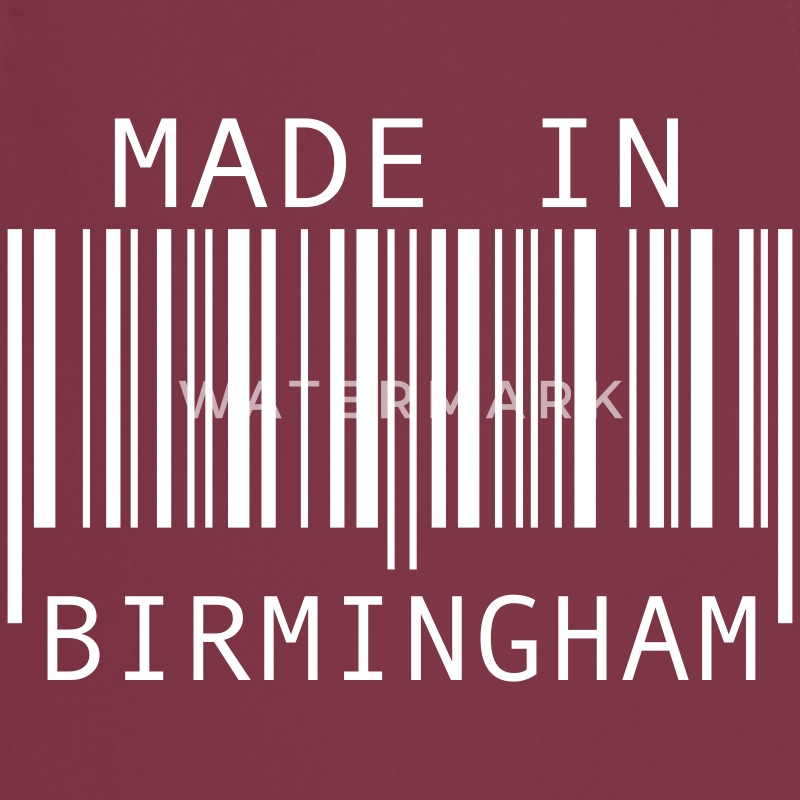 Made in Birmingham  Aprons - Cooking Apron