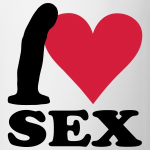 I love Sex T-Shirts - Mug