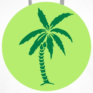 Palm Tree - Summer Barneskjorter - Premium hettegenser for menn