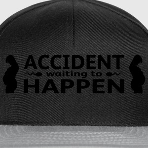 Accident Waiting To Happen - Casquette snapback