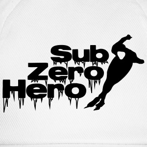 Sub Zero Hero - pattinatore, pattinaggio - Cappello con visiera