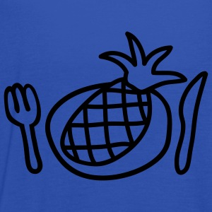 pineapple_dish_1c T-Shirts - Frauen Tank Top von Bella