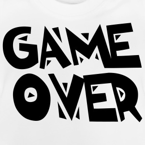 Game Over Kinder Pullover - Baby T-Shirt