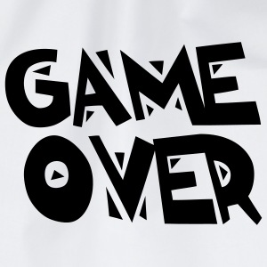 Game Over Tassen - Turnbeutel