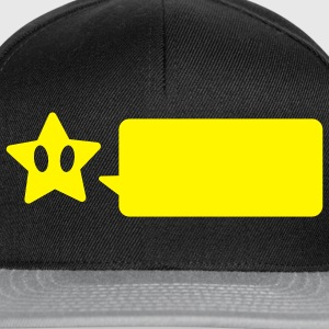 STAR SAYS T-shirts - Casquette snapback