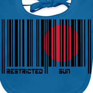 Restricted sun Kinder T-Shirts - Baby Bio-Lätzchen