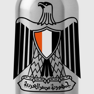 Coat of Arms - Egypt Bags  - Water Bottle