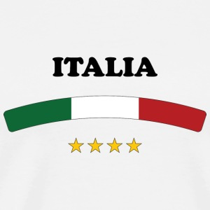 Italie / Italia Bottles & Mugs - Men's Premium T-Shirt