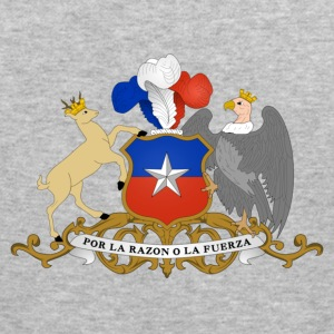 Crest Chile (dd) Sweatshirts - Herre Slim Fit T-Shirt