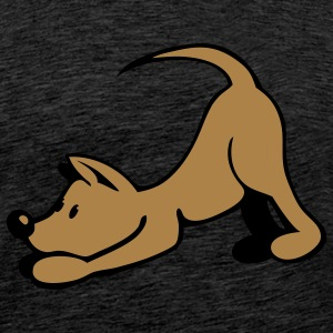 Dog Hoodies & Sweatshirts - Men's Premium T-Shirt