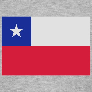 Flag Chile (3c) Sweatshirts - Herre Slim Fit T-Shirt