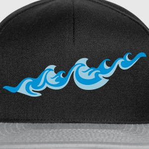 'Waves' Genser for menn - Snapback-caps