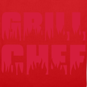 Grill chef - Grill - BBQ T-Shirts - Tote Bag