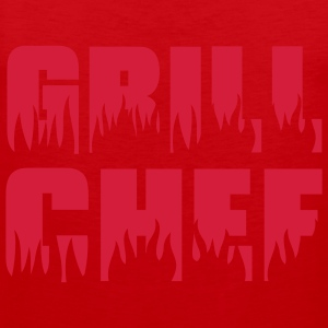 Grill chef - Grill - BBQ T-Shirts - Men's Premium Tank Top