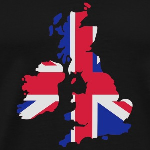 Great Britain Bags  - Men's Premium T-Shirt