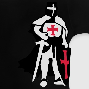 templar knight icon by Patjila Kids' Tops - Baby T-Shirt