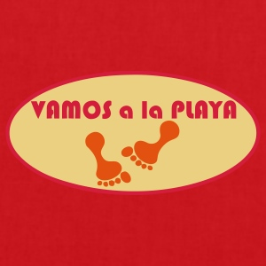 vamos_a_la_playa T-shirts - Tote Bag