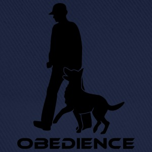 (83) Obedience Jacken - Baseballkappe
