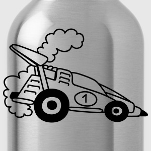 Racing car  Aprons - Water Bottle