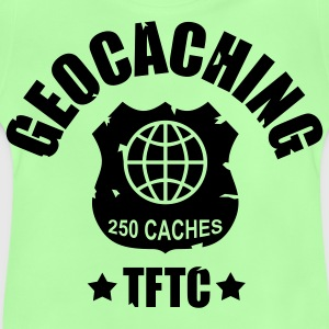 Geocaching Award 250 - 1color - Baby T-shirt