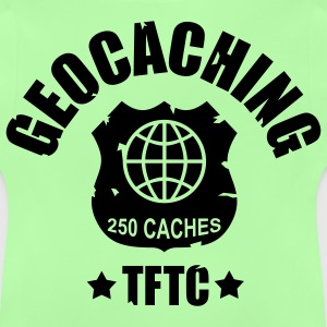 geocaching - 250 caches - TFTC / 1 color Tröjor - Baby-T-shirt