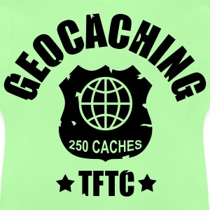 Geocaching Award 250 - 1color - back - T-shirt Bébé