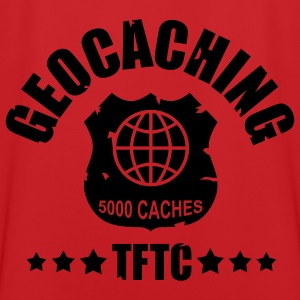 Geocaching Award 5000 -  1color - back - Men's Football Jersey