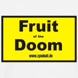 Fruit of the doom - Männer Premium T-Shirt