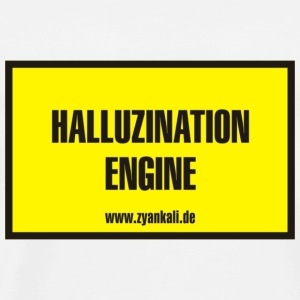 Halluzination engine - Männer Premium T-Shirt