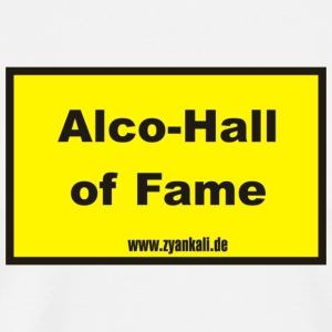 Alco-Hall of fame - Männer Premium T-Shirt