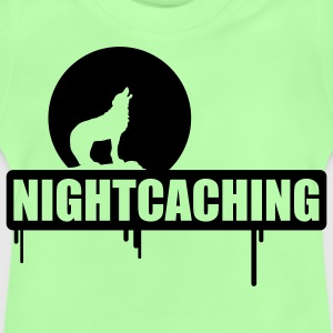 Nightcaching - 1color - Maglietta per neonato