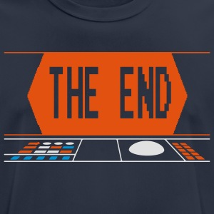 The End Pullover - Männer T-Shirt atmungsaktiv