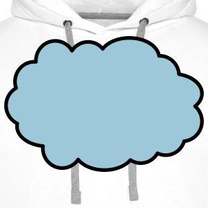 cloud Kids' Shirts - Men's Premium Hoodie