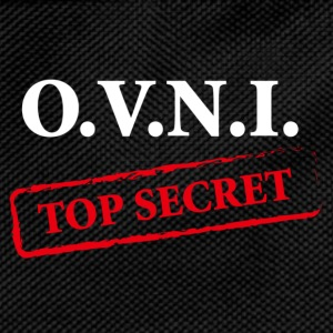 OVNI Top Secret - Sac à dos Enfant