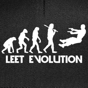 Leet Evolution - Snapback Cap
