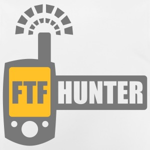 FTFHunter - 2colors - back - Baby T-shirt