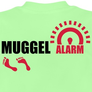 Muggelalarm - 2colors - back - T-shirt Bébé