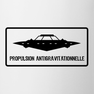 Propulsion Antigravitationnelle - Tasse