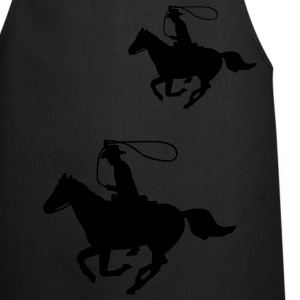 Cowboy on a Horse Coats & Jackets - Cooking Apron