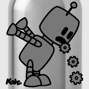 Robo Rotz - Roboter (2c) Sweaters - Drinkfles