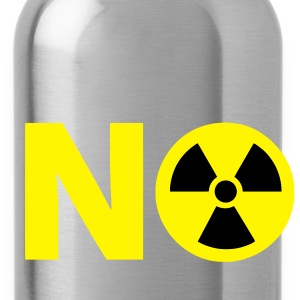 Nuclear Power No Thanks Underwear - Water Bottle