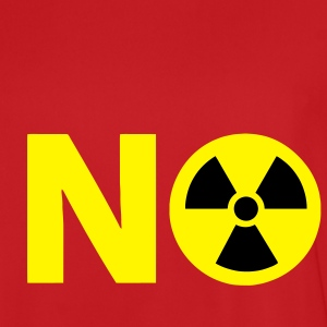 Nuclear Power No Thanks Kids' Tops - Men's Football Jersey
