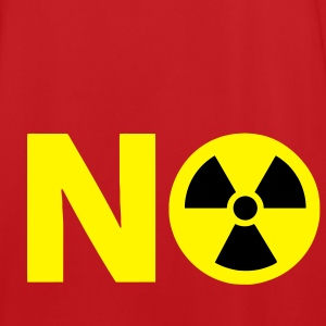 Nuclear Power No Thanks Bags  - Men's Football Jersey