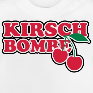 Kirsch Bombe Kinder Pullover - Baby T-Shirt