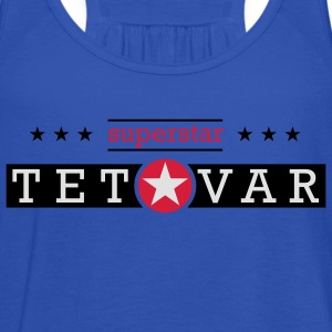 Superstar TETOVAR Kids' Shirts - Women's Tank Top by Bella