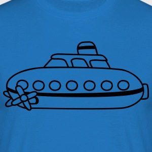Small submarine  Aprons - Men's T-Shirt