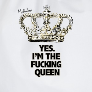 The Queen T-Shirts - Drawstring Bag