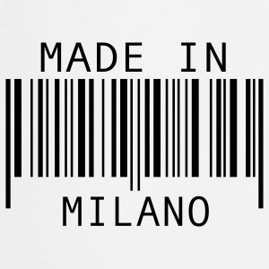 Made in Milano T-shirt - Grembiule da cucina